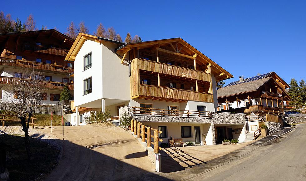 appartamenti ambria a la villa in val badia